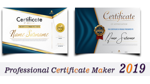 download certificate maker editor creater app for free latest 1 0