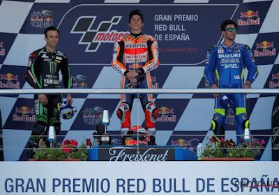 La barre des 100 pour Marquez en Moto GP