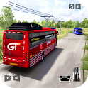 Bus Driver 21 - New Coach Driving Simulator Games icon