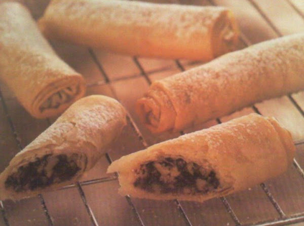 Walnut & Chocolate Fingers Recipe