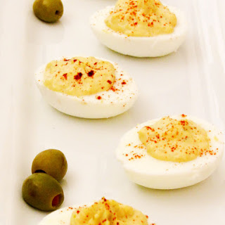 Deviled Eggs.
