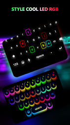 LED Keyboard Lighting - Mechanical Keyboard RGB APK screenshot thumbnail 1