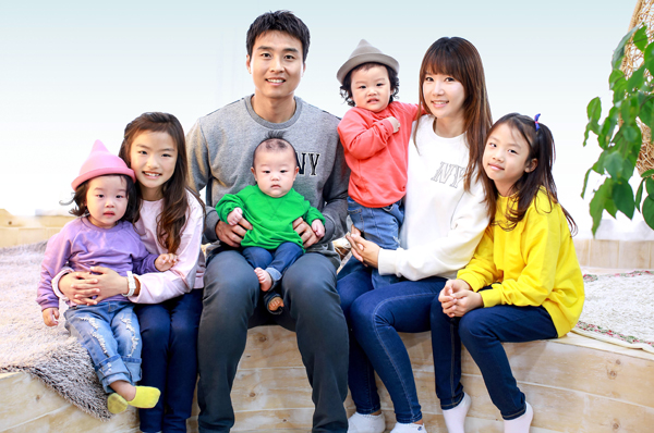 lee dong gook family