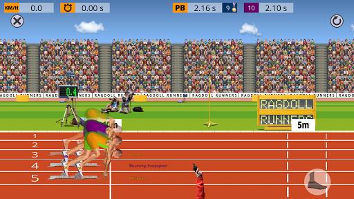 Ragdoll Runners screenshot 1