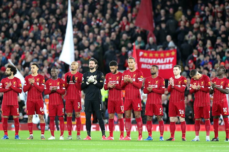 Liverpool bientôt officiellement champion ... sur la pelouse du rival ?