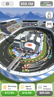Idle Tap Racing Screenshot