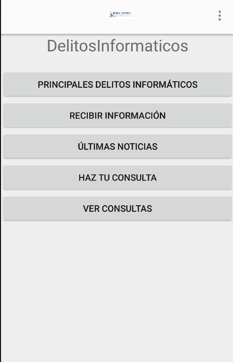 Delitos Informáticos- screenshot