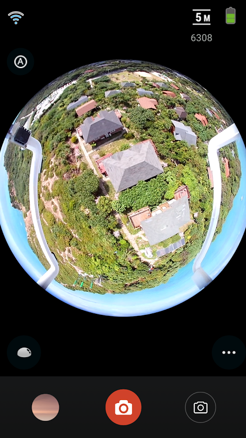 Monster Vision 360- screenshot