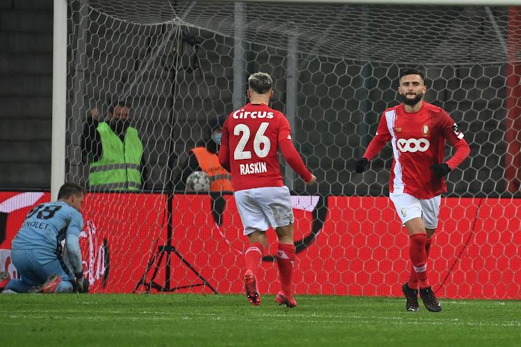 Un but refusé et deux penaltys, le Standard arrache le partage sur le fil face au Club de Bruges