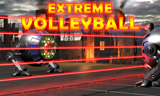Extreme Volleyball. Battle Robots. android2mod screenshots 1