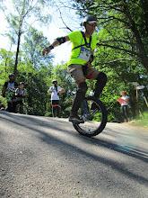 Photo: Un Grande VIM, un grande Monociclista