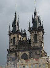 Photo: The Tyn Church