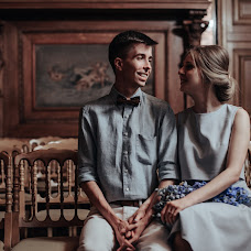 Wedding photographer Polina Evtifeeva (terianora). Photo of 21.10.2017