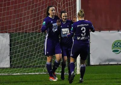 Le duel entre Anderlecht et les Heist Ladies avancé