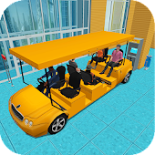 Shopping Mall Car Driving - Supermarket Car Sim