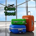 crave travel icon