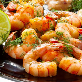 Lemon Dill Butter Shrimp Recipes