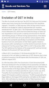 GST Verifier - náhled