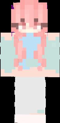 poool girl mit einer Bluse