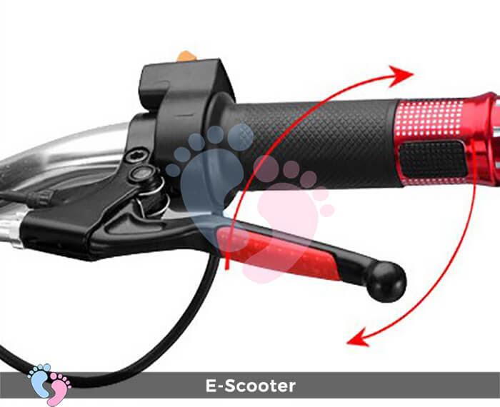 Xe điện E-Scooter mini gấp gọn 20