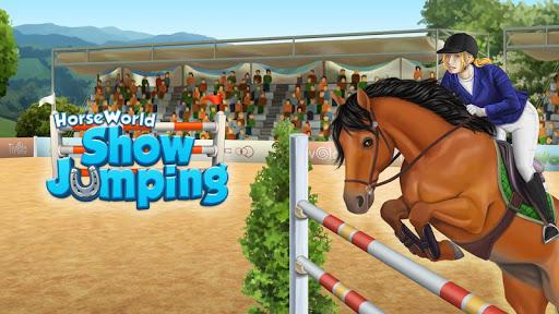 HorseWorld Prova de Saltos