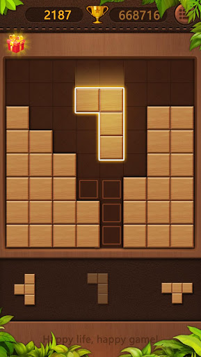 Block Puzzle 2020u00a0& Jigsaw puzzles 1.7 screenshots 2