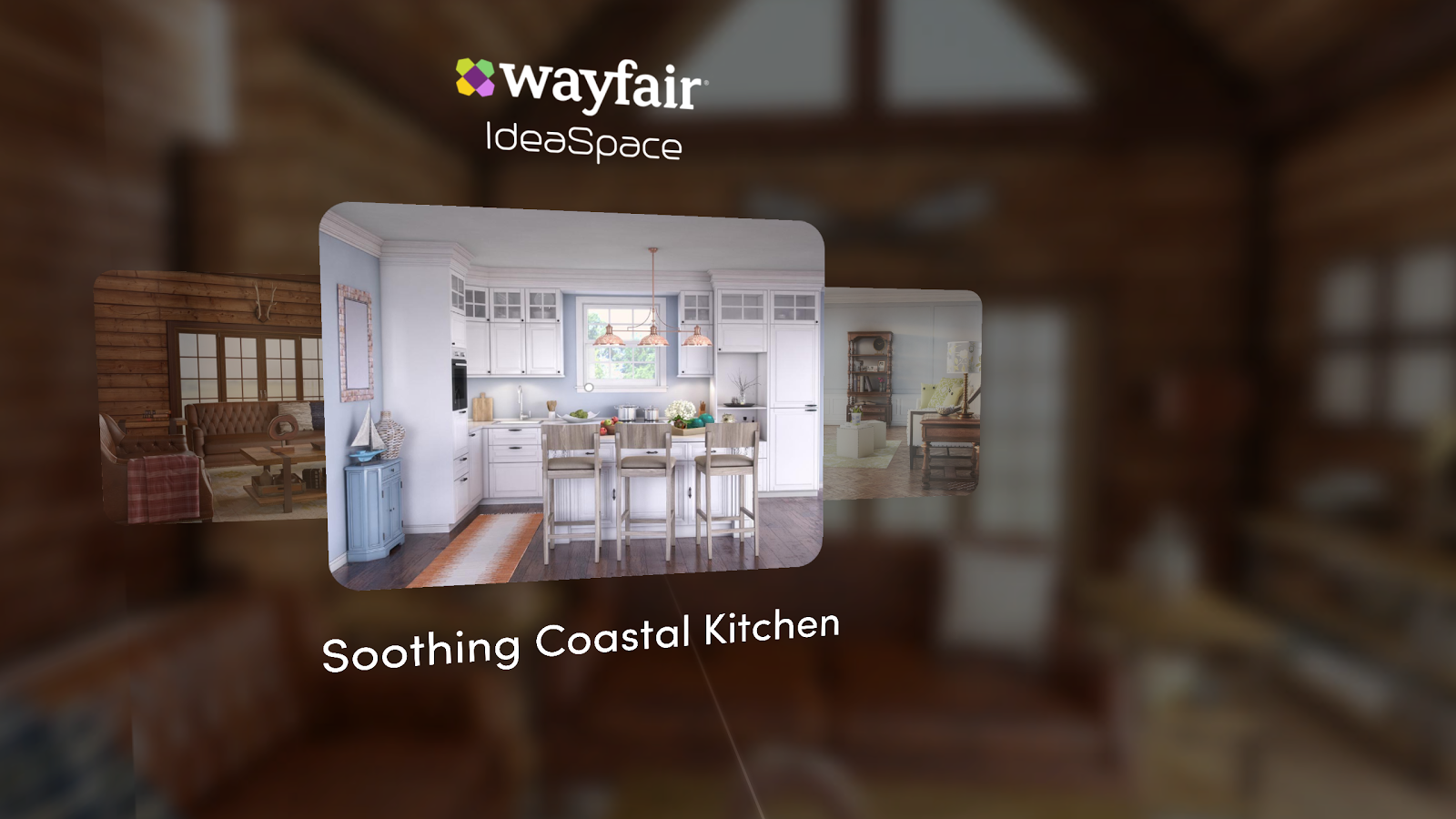 Wayfair IdeaSpace- screenshot