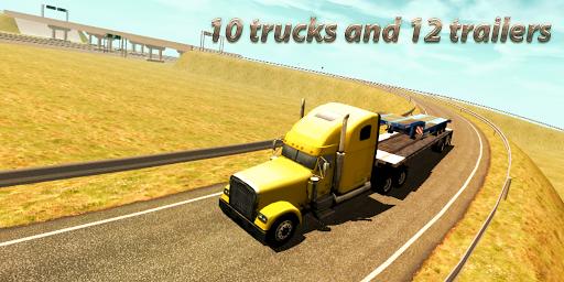 Truck Simulator : Europe 1 screenshots 17