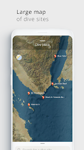 Dive Number-diving logbook and dive site map 1.6.5 MOD + APK + DATA Download 1