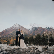 Wedding photographer Zarina Sokur (ZarinaUra). Photo of 18.10.2017