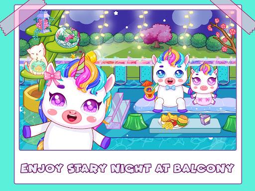 Mini Town: Unicorn Home apkdebit screenshots 5