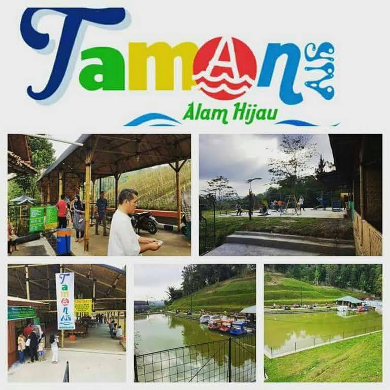Wisata Dan Resto Batu Apung Alam Hijau Taman Rekreasi Air