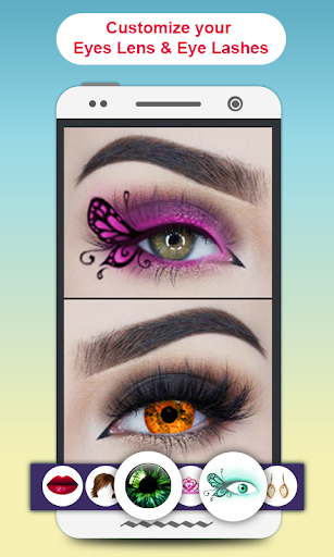 Face Makeup Beauty 2.0 screenshots 2