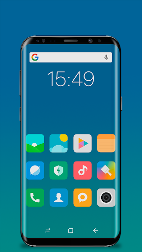 MIUX 9 - Icon Pack 1.0.12 screenshots 1