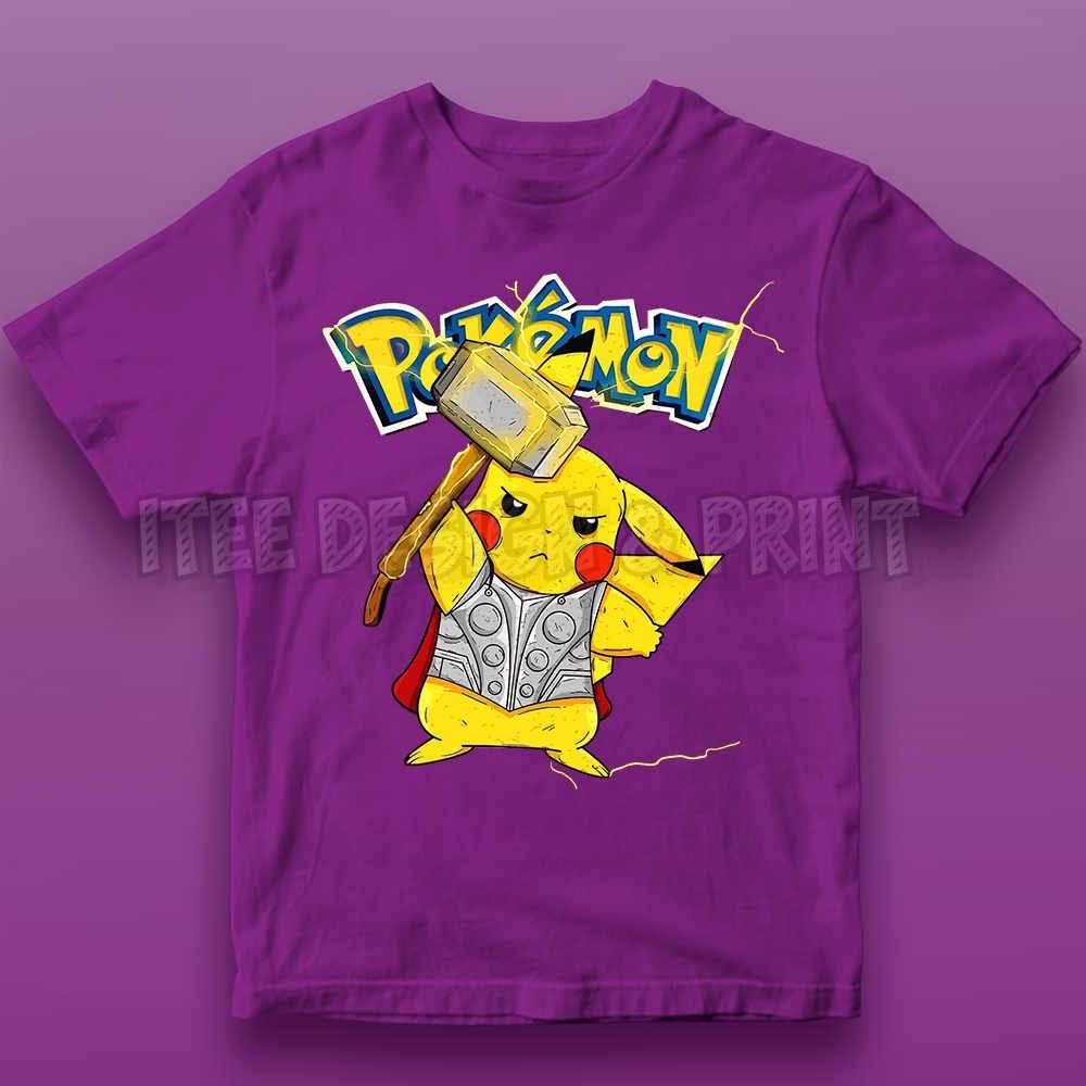Pokemon Pikachu Thor 7