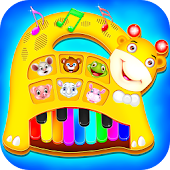 Musical Toy Piano For Kids - Free Toy Piano