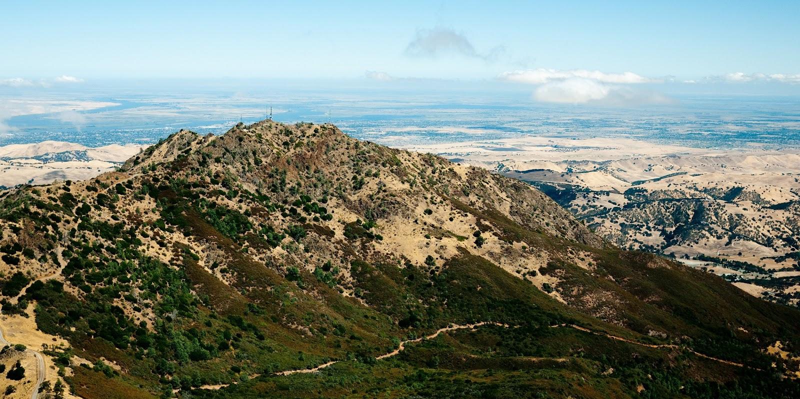 Image result for Mount diablo