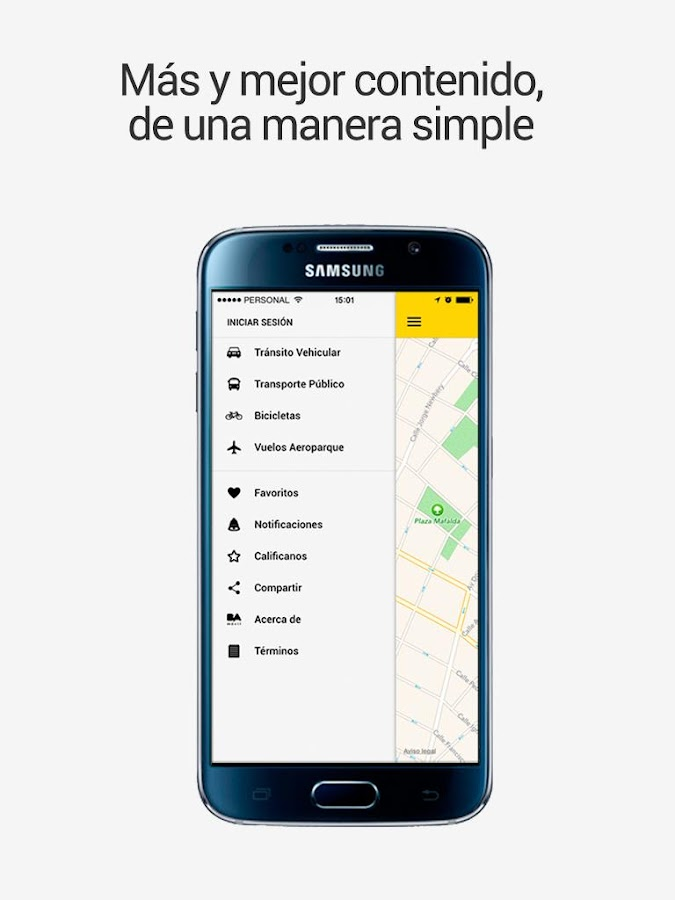 BA Movil- screenshot