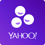 Yahoo Together – Chats de grupo. Organizado.