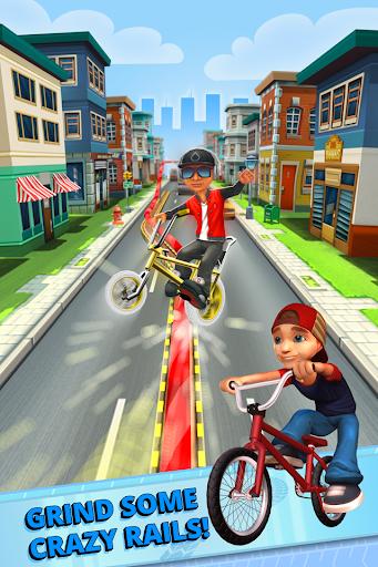 Bike Race - Bike Blast Rush apkpoly screenshots 5