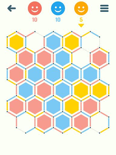Lines and Hexa 1.0 screenshots 7