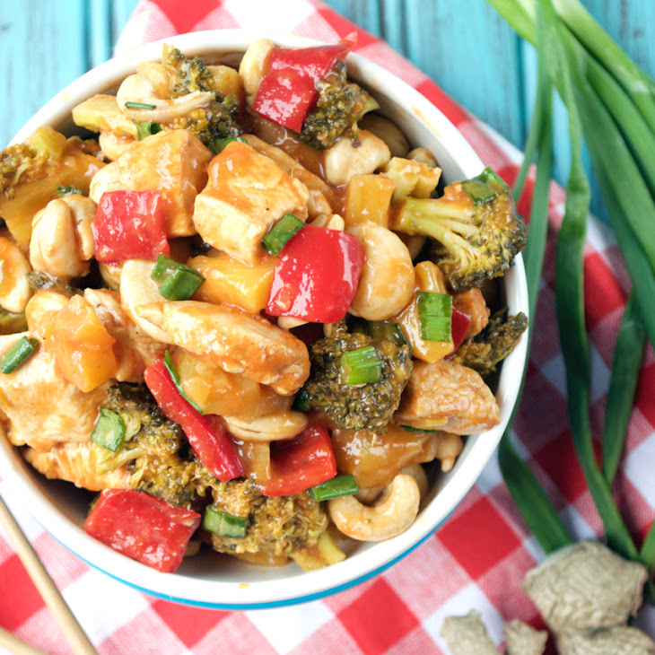 Sweet and Sour Stir Fry Recipe