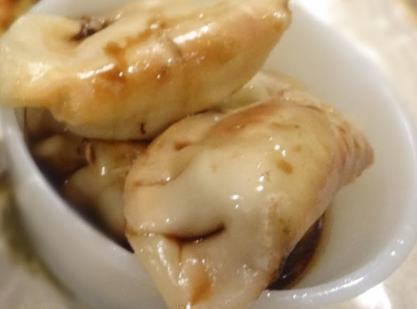 POT STICKER SAUCEIn a measuring cup, measure the lite soy sauce, rice vinegar and...