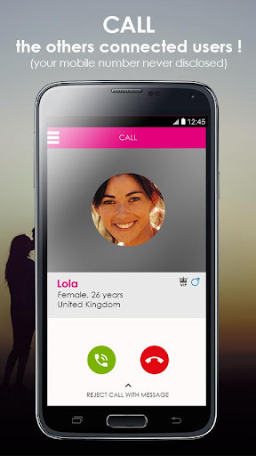 DRAGUE.NET : free dating, chat and flirt for Android apk 2