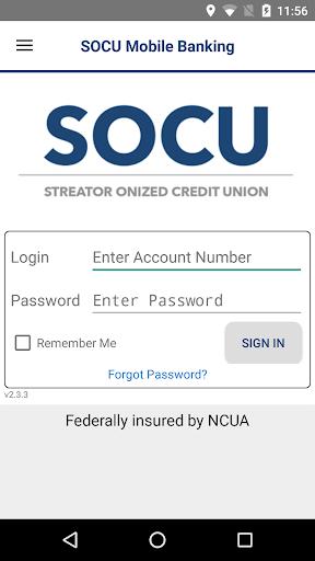 SOCU Mobile Banking
