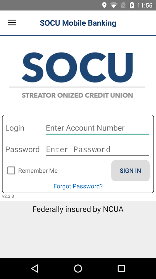 SOCU- screenshot