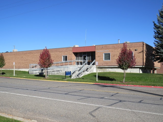 USU Eastern Purchasing/Police building