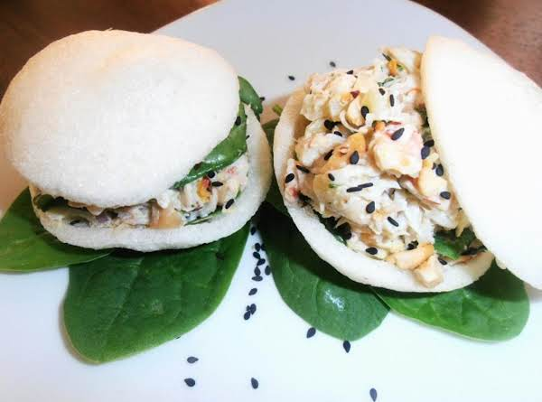 Asian Crab Sammich