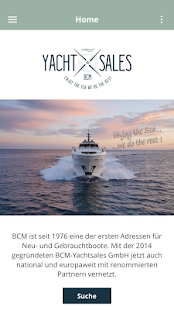 BCM – YACHTSALES- screenshot thumbnail