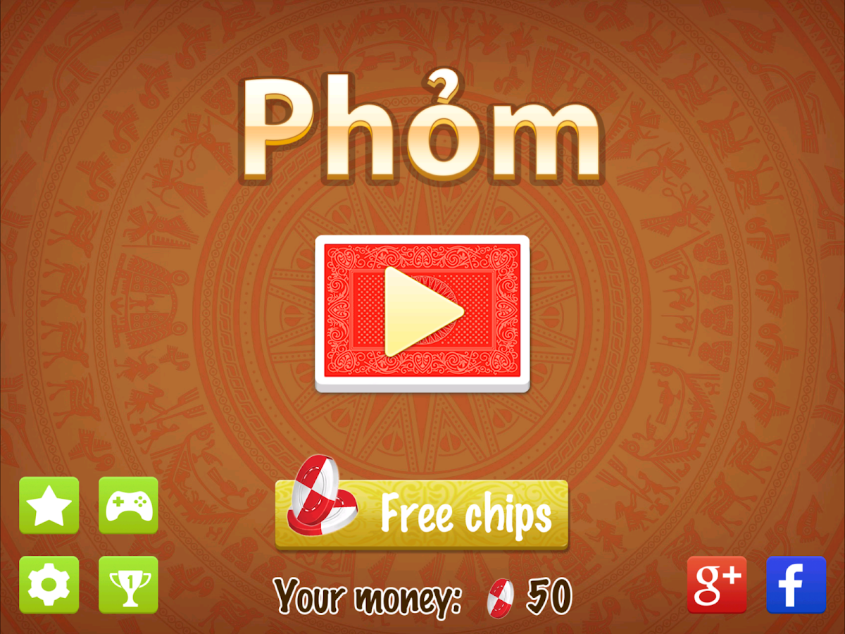 Phom, Ta la- screenshot